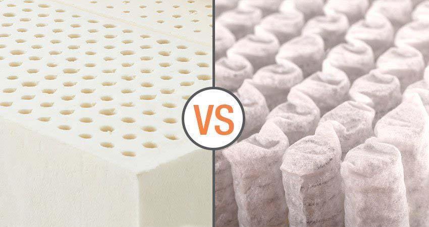 Какие матрасы лучше пружинные или пенополиуретановые